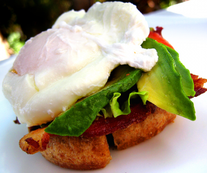 Thumbnail image for Avocado Bacon Lettuce and Egg – Willing and ABLE